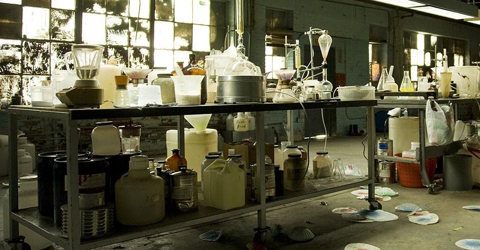 undergroud steroids lab